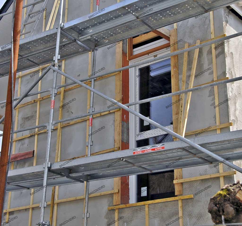 conseils isolation pose bardage bois par l 39 ext rieur isolation thermique maison. Black Bedroom Furniture Sets. Home Design Ideas