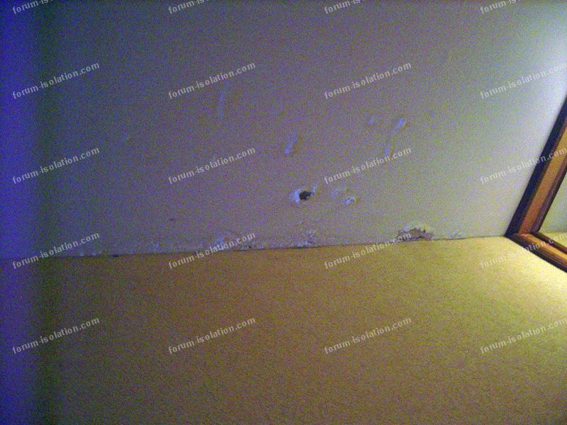 humidit incompr hensible dans couloir conseils forum isolation maison. Black Bedroom Furniture Sets. Home Design Ideas