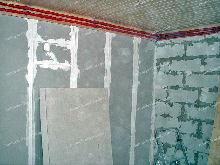 isolation des tuyaux maison