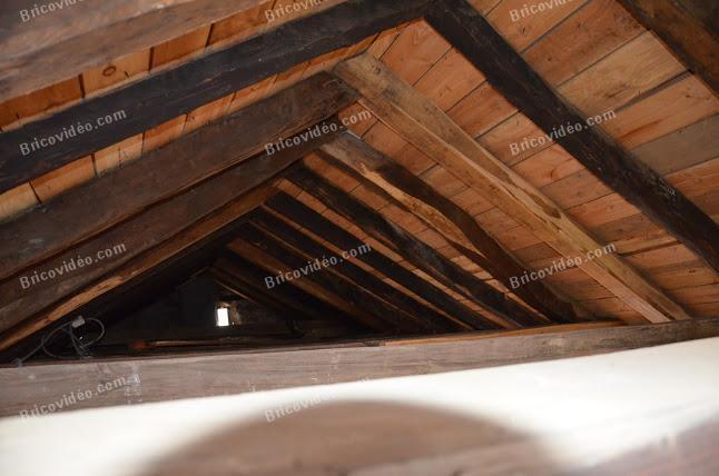question forum isolation coment isoler une toiture en. Black Bedroom Furniture Sets. Home Design Ideas