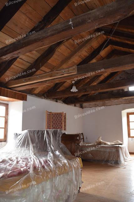Comment isoler une toiture isolation de toiture par for Isoler sa toiture