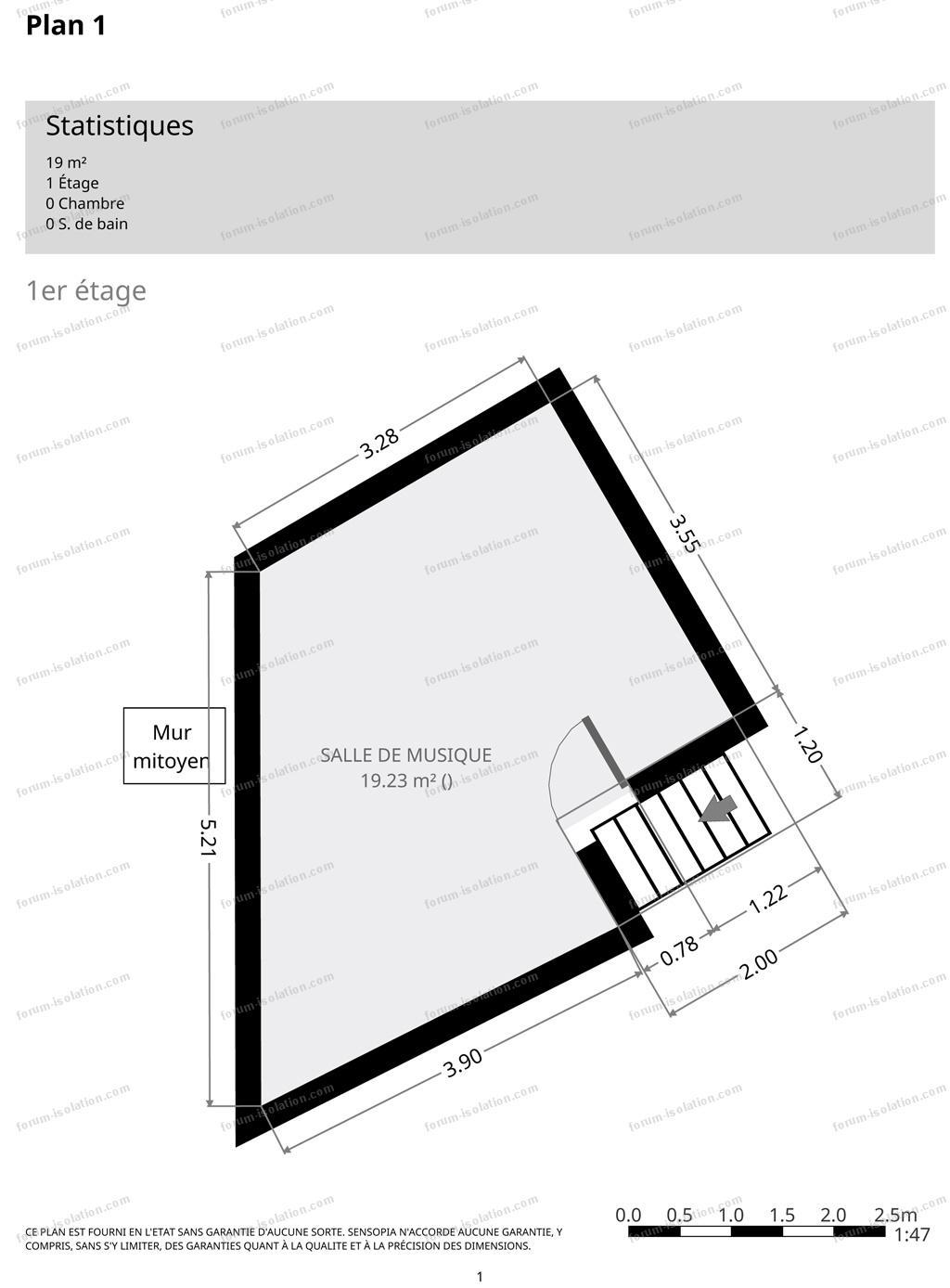 questions rforum isolation conseils isolation phonique pour faire une pi ce musique. Black Bedroom Furniture Sets. Home Design Ideas