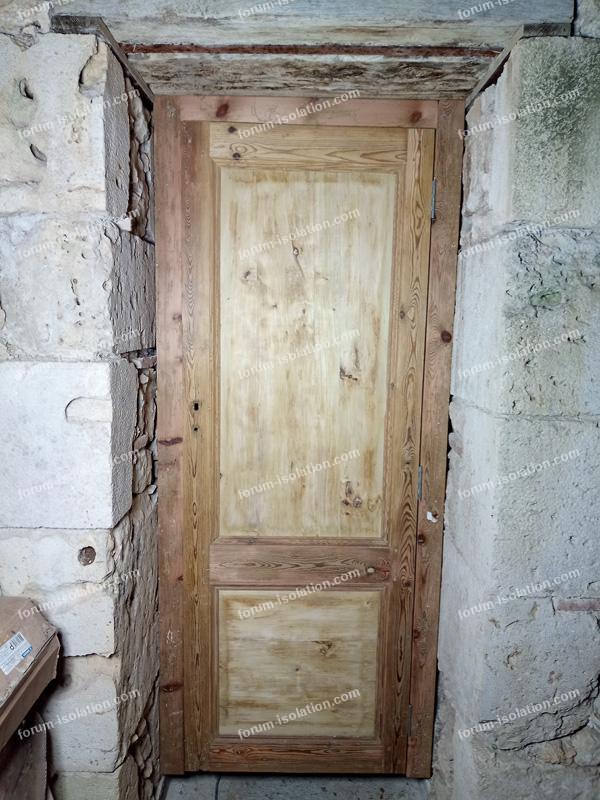 restauration modification portes anciennes